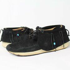 Authentic Visvim Fbt Suede Moccasin Sneaker  Sz 9.5 Men's