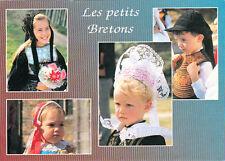 SCENES ET TYPES DE BRETAGNE les petits bretons multivues