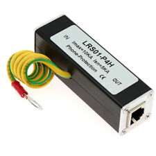 RJ11 Safety Surge Protector Avoid Interference Telephone Fax Thunder Arrester