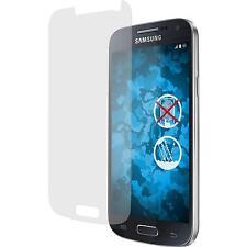 2 x Samsung Galaxy S4 Mini Film de Protection Mat Protecteurs Écran