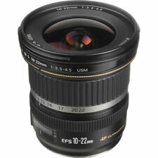 Canon EF-S 10-22mm f/3.5-4.5 USM Lens 9518A002