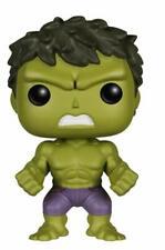 "Funko Pop Hulk Marvel Avengers Age of Ultron Genuine Figure Bobblehead Boxed 4"""