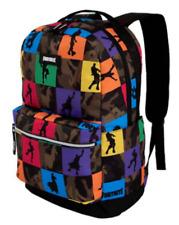 New Fortnite Kids Multiplier 18� Backpack - Laptop Bag - Camo - Licensed