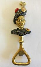 Brass Enamel Painted Bottle Opener