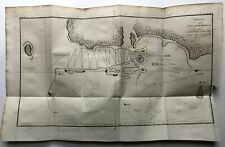James Cook / Sketch of Tongataboo Harbour 1777
