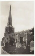 London; Harrow, Parish Church RP PPC Unposted, By Photochrom