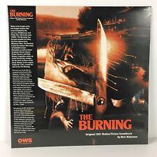 Wakeman, Rick - The Burning (Original 1981 Motion Picture Soundtrack) LP NEW