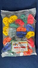20 Pack Kids Climbing Rock Holds With Hardware for Rock Wall Squirrel Products