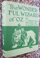 The Wonderful Wizard of Oz, Deluxe Facs of 1900 First Edition w/MAP~L.Frank Baum
