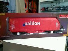 PIKO 37723 Schiebeplenenwagen Shimmns 723 Railion NS   Ep. V  G Gauge