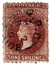 (I.B) Australia Postal : South Australia 1/- (SG 61)