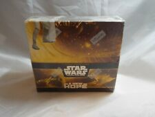 STAR WARS TCG A NEW HOPE COMPLETE SEALED BOX OF 36 BOOSTERS
