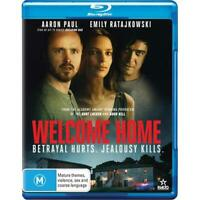 Welcome Home (Bluray) Region: B