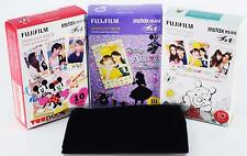 Fujifilm Instax Mini Instant Film Alice in Wonderland, Disney Pooh and Mickey