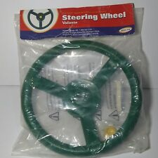 Green Plastic Steering Wheel Swing Set Backyard Playset 11 Inches Lowes 249188