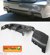 BMW 3 SERIES E90-E91 2005-13 M SPORT REAR DIFFUSER SPLITTER VALANCE 100% OEM FIT