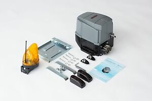 1200kg Automatic Sliding Gate Opener MACHERMANN BRAND Garage motor, Best quality