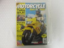 Vintage 'Motorcycle Sport & Leisure' Motorcycle Magazine, May 1998