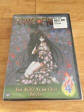 Flame of Recca: The 400 Year Old Truth Vol. 4 (DVD, 2005) NEW