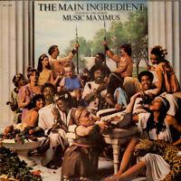 The Main Ingredient - Music Maximus (Vinyl LP - 1977 - US - Original)