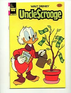 Uncle Scrooge #208    Money Tree Cover