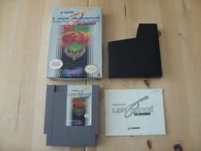 GENUINE NINTENDO NES GAME - LIFE FORCE SALAMANDER - Boxed
