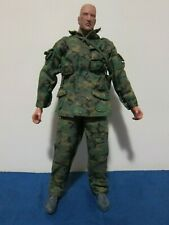 "1/6 Scale 21st Century Toys WWII Soldier 12"" Action Figure"