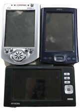 Lot of Three Different brands (Compaq, Nokia, Palm) Pda - Untested; Sold As Is