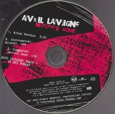 Avril Lavigne: Nobody's Home Promo Music Cd alternative rock pop! 82876 65631-2