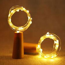 5/10/20m Solar 33Ft 100 LED String Lights Home Garden Xmas Fairy Lamp Waterproof