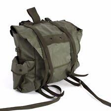 Original Belgian army rucksack 25 l Vinyl waterproof bag Belgium military forces