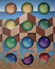 Randy Dunham - Surrealism Painting - Entropic Spectrum