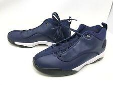 Mens Jordans (932687-401) JUMPMAN PRO QUICK Navy Sneakers Size 10 (406o)