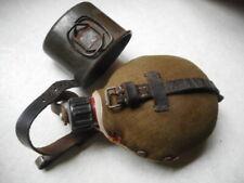 original genuine WW2 GERMAN ARMY / ELITE wss LATE WAR WATER BOTTLE CANTEEN & MUG