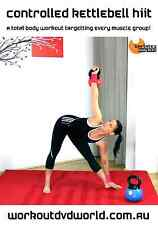 Kettlebell HIIT EXERCISE DVD - Barlates Body Blitz CONTROLLED KETTLEBELL HIIT!