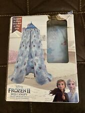 Disney Frozen II Bed Canopy New Play Area Indoor