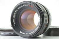 [Excellent+5] Canon FD 50mm f/1.4 S.S.C. SSC SLR 35mm Film Camera from Japan #37