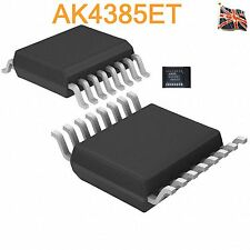 AKM4385ET DAC IC SSOP16 AK4385ET AKM4385ET-E2 UK Stock
