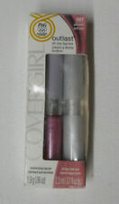 1 duo COVERGIRL OUTLAST ALL DAY LIPCOLOR 587 PINK PEARL unsealed nib
