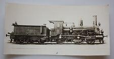 Lok ( Dampflok ) - Kgl.Bay.St.Bahn BIX - Göttingen    - Größe 17 x 8 cm