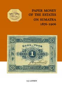 Catalogus papiergeld plantages Sumatra Catalogue plantation paper money Sumatra