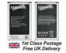 NEW BATTERY FOR Sam Galaxy Note 3 III N9000 B800BE Battery 3200mAh 1st class pos