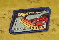 ~ Atari Video Game Vintage 80's Activision Award Patch - Enduro Road Busters ~
