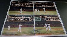 Steve Carlton Lefty MLB 4000K Hand Signed Autographed 16x20 Photograph