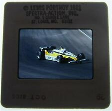 Alain Prost US GRAND PRIX 1981 Renault 4 TIME WORLD CHAMPION ORIGINAL SLIDE 2