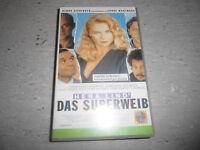 """VHS-Video """"Das Superweib"""" mit Veronica Ferres und Til Schweiger"""