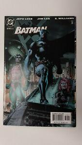 BATMAN #619  1st Printing - Heroes Gatefold Cover               / 2003 DC Comics