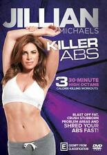 Jillian Michaels: Killer Abs  - DVD - NEW Region 4