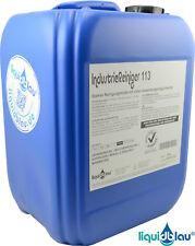 Industriereiniger 113 10L Werkstattreiniger liquidblau (6,17 EUR pro l)