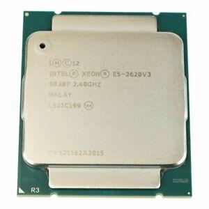 Intel Xeon E5-2620 v3 2.40GHz Socket LGA2011-3 Processor CPU (SR207)